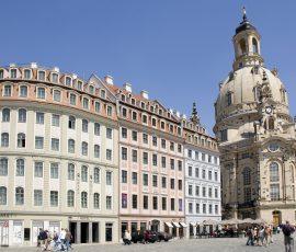 QUARTIER AN DER FRAUENKIRCHE Dresden